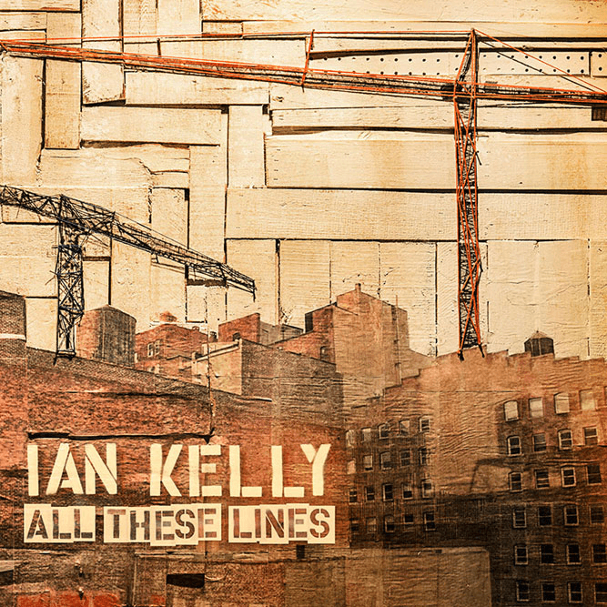 Ian Kelly - All These Lines