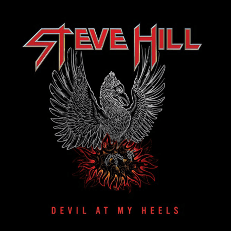 Steve Hill - Devil at My Heels