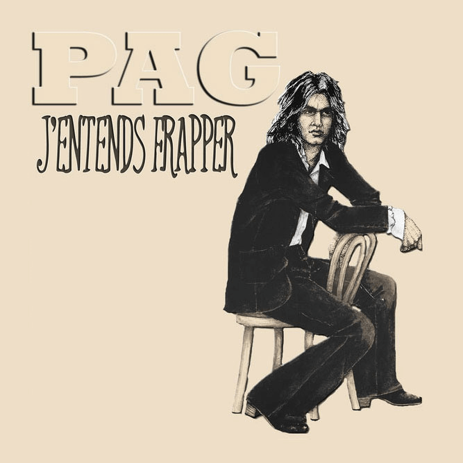 Michel Pagliaro - J'entends frapper