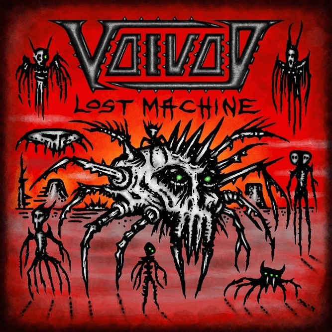 Voivod - Lost Machine