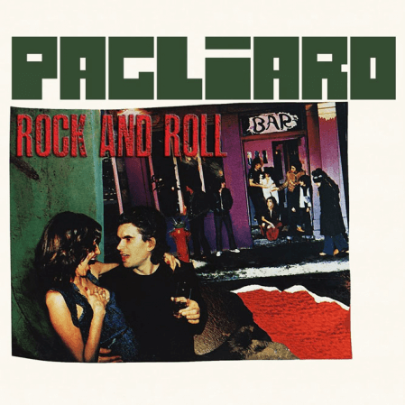Michel Pagliaro - Rock and Roll