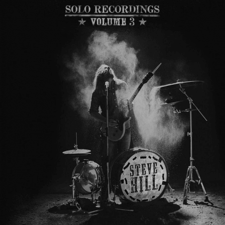 Steve Hill - Solo Recordings Volume 3