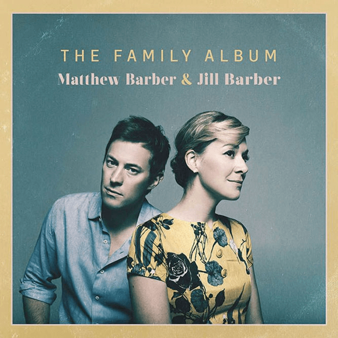 Jill Barber - The Family Album (avec Matthew Barber)