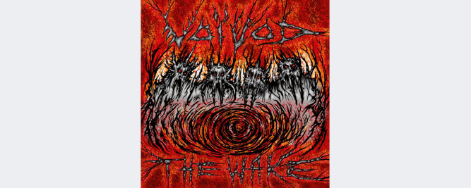 Voivod présente son nouvel album The Wake