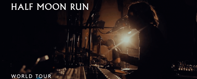 Half Moon Run : nouvel album et tournée mondiale
