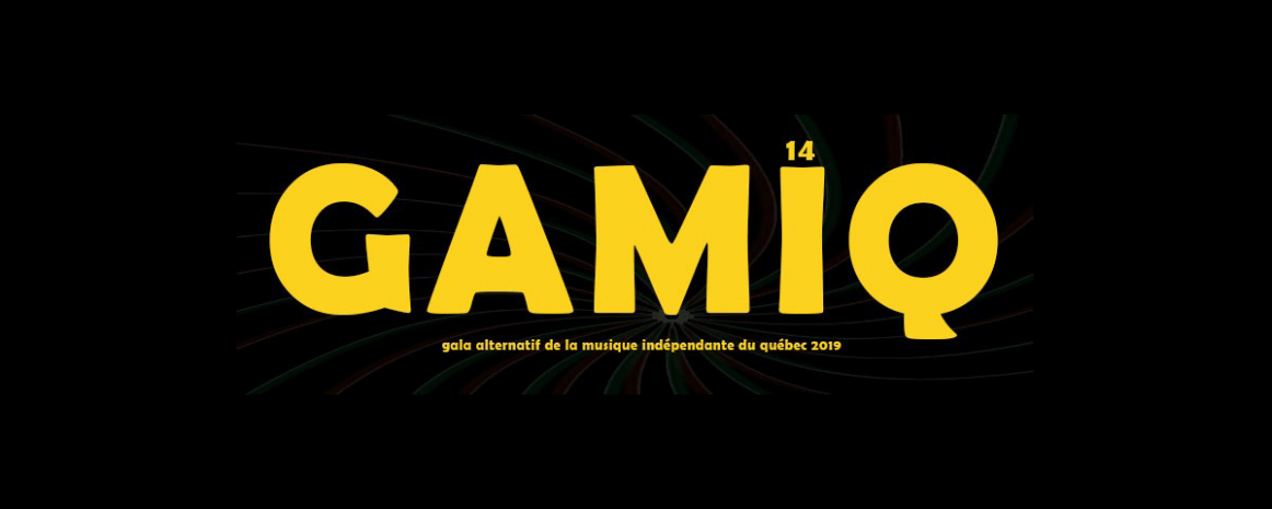 LaF, Carotté, Choses Sauvages et Keith Kouna en nomination au Gala GAMIQ 2019