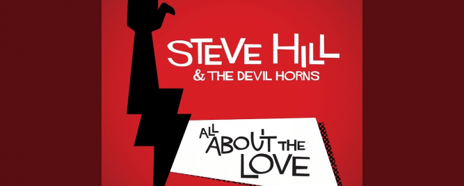 Steve Hill présente sa nouvelle chanson All About the Love